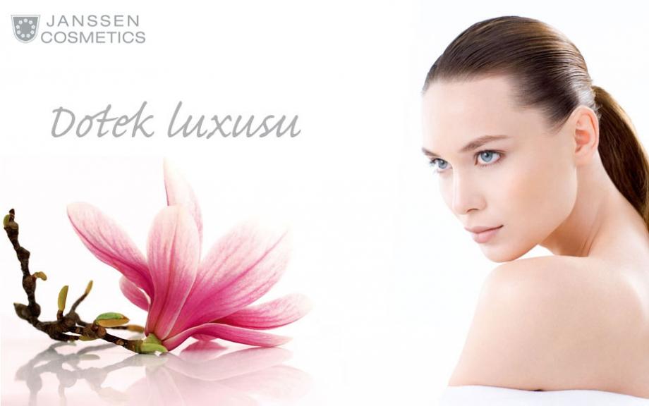Nabídka luxusní kosmetiky